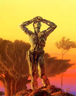 Michael Whelan - Robots of Dawn